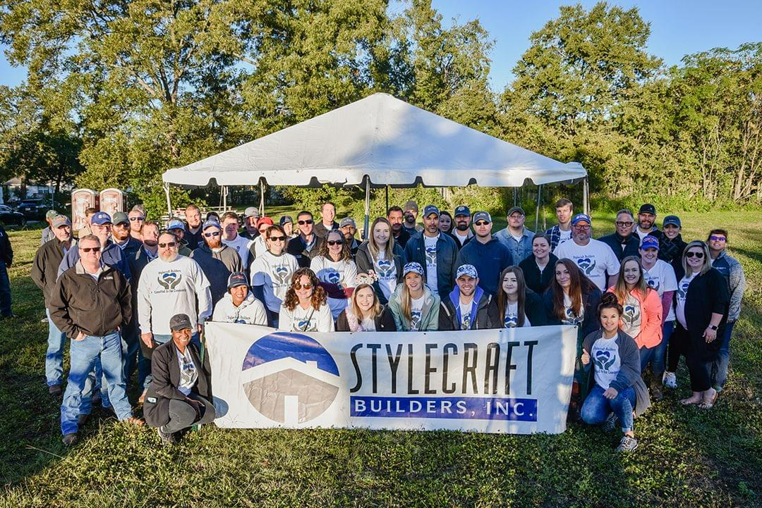 Stylecraft Builders - Committed to the Community